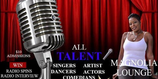 YES, I'M A STAR  (OPEN MIC) CALLING ALL TALENT