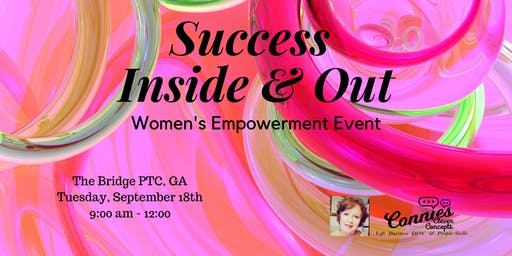 Women's Empowerment Success Inside & Out