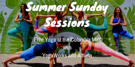 YogaWorks & Athleta Summer of Sunday's tickets