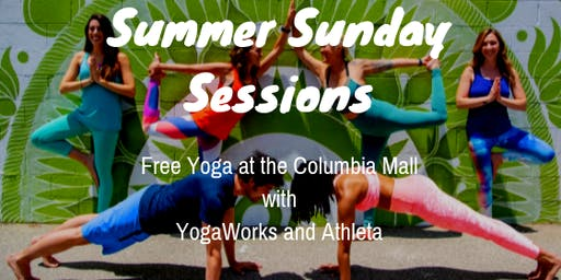 YogaWorks & Athleta Summer of Sunday's