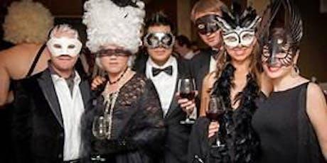 Masquerade party/karaoke/dance tickets