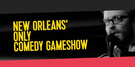 The Rip-off Show: A Comedy Gameshow tickets