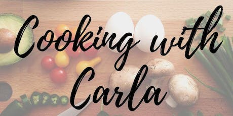 Cooking With Carla tickets