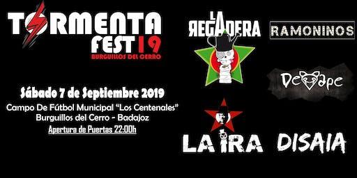 Tormenta Festival 2019