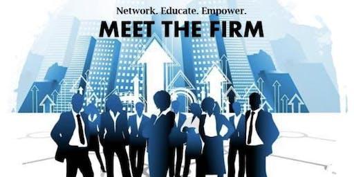 Meet the Firm 2019