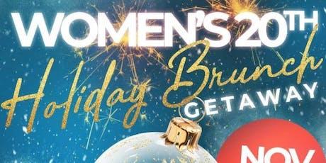 Fallbrook Women's 20th Holiday Brunch Getaway tickets