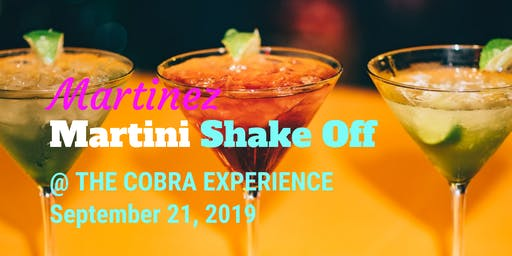 Martinez Martini Shake Off