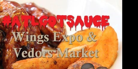 ATL Got Sauce Wings Expo tickets