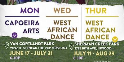 West African Dance Workshop