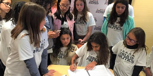 Camp Congress for Girls Los Angeles Fall 2019
