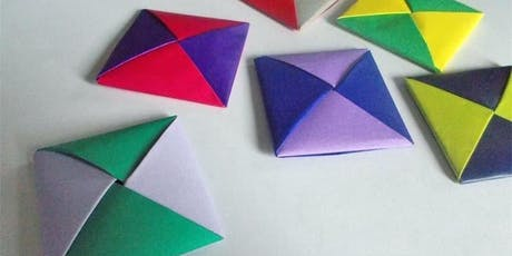 Origami and Non-Traditional Books taught by Cassie Jones tickets