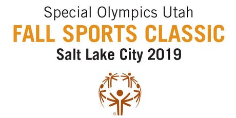 VOLUNTEER FALL SPORTS CLASSIC - Soccer - Special Olympics Utah  tickets