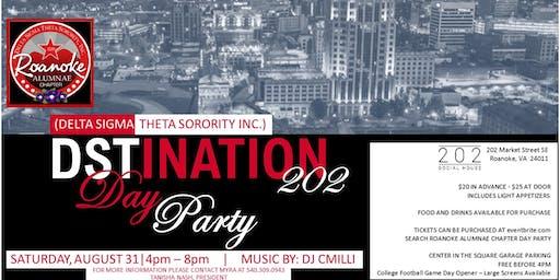 Delta Sigma Theta Sorority Inc. DSTINATION Day Party