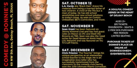 Comedy @ Donnie's Place tickets