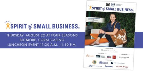 Spirit of Small Business tickets
