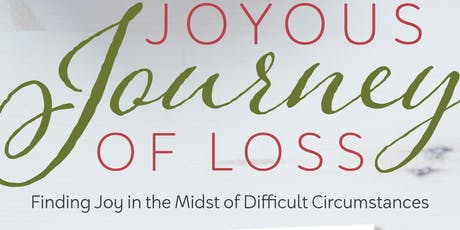 Joyous Journey of Loss Book Launch Party tickets