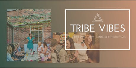 TRIBE VIBES by Eva & Alma: October meet up tickets