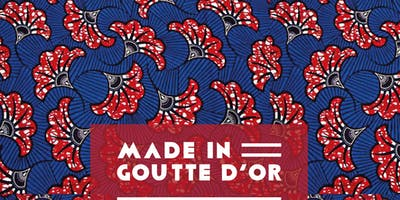 Made in Goutte d'Or: African fashion & history Tour in Paris
