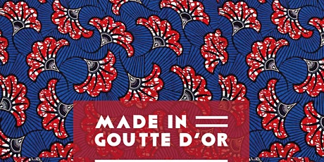 Made in Goutte d'Or: African fashion & history Tour in Paris tickets