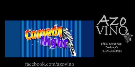 Comedy Night - Rescheduled tickets