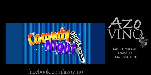 Comedy Night - Rescheduled