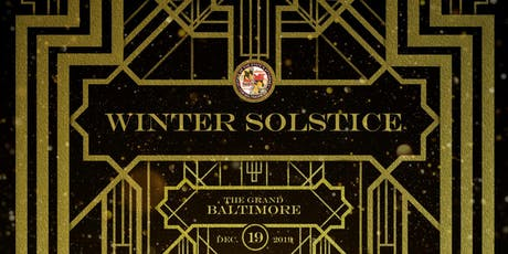 WINTER SOLSTICE 2019 | Benefiting Victims & Witnesses of Crime in Baltimore tickets