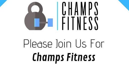 Ribbon Cutting Ceremony: Champs Fitness