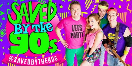 Saved by the 90s tickets