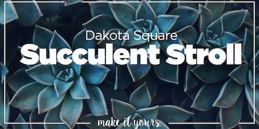 Succulent Stroll
