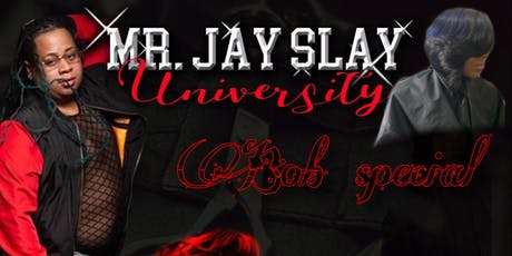 THE JAY SLAY QUICK WEAVE MELTAWAY CLASS tickets