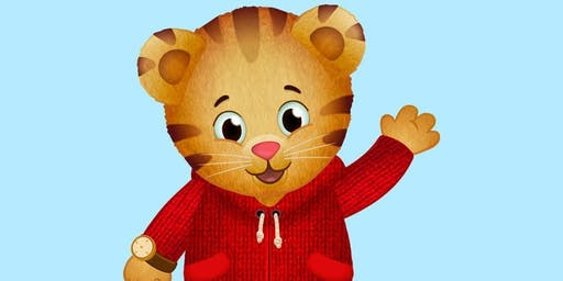 Daniel Tiger Meet & Greet