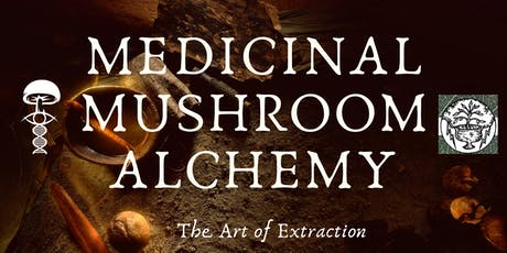 Medicinal Mushroom Alchemy tickets