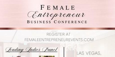 Patti Speaking at Female Entrepreneur Empire Business Conference  tickets