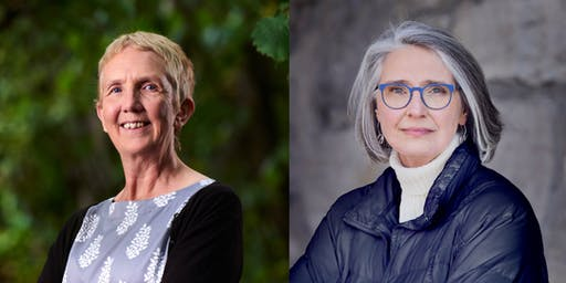Louise Penny and Ann Cleeves: The Suspense is Killing Me