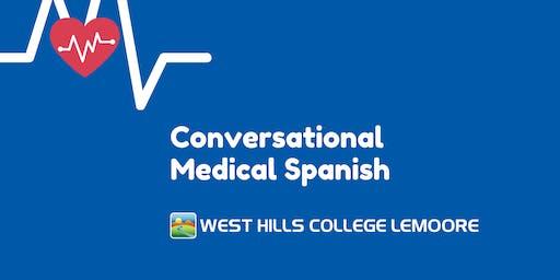 Conversational Medical Spanish