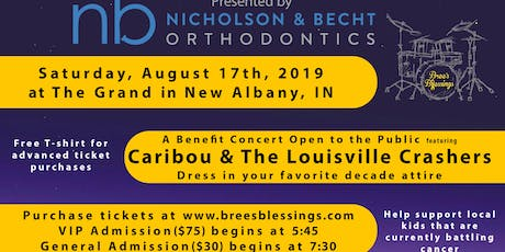 Beats for Blessings presented by Nicholson & Becht Orthodontics tickets