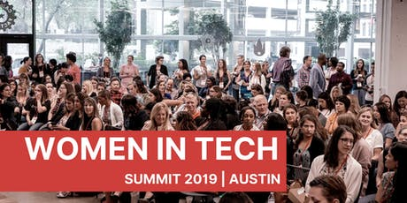 Women in Tech Summit 2019 tickets