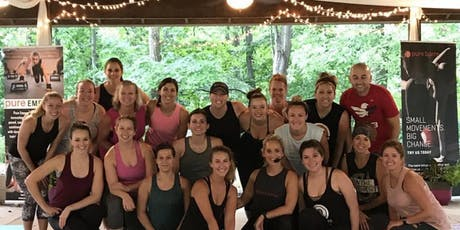 """Find Your Tribe Series"" Barre tickets"