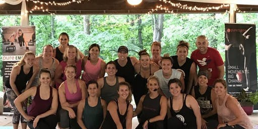 """Find Your Tribe Series"" Barre"