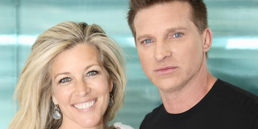 Laura Wright and Steve Burton BFF Private Dinner