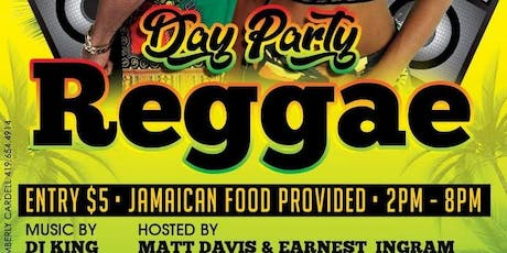 """The First Annual """"End of the Summer"""" Reggae Day Party tickets"""