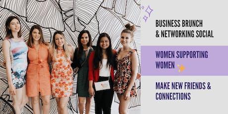 Business Brunch & Networking Social tickets