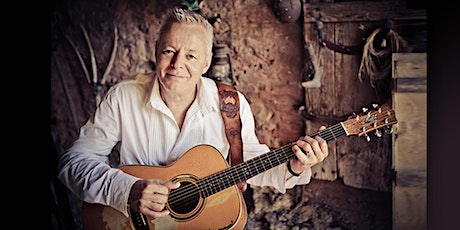 Tommy Emmanuel with special guest Joe Robinson tickets
