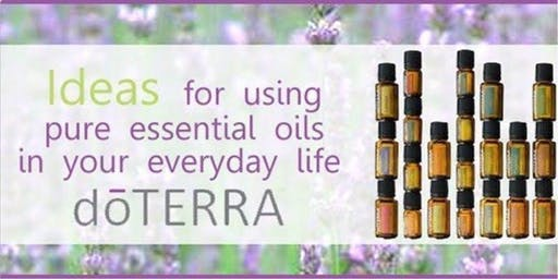 What's the Buzz about doTERRA Essential Oils?
