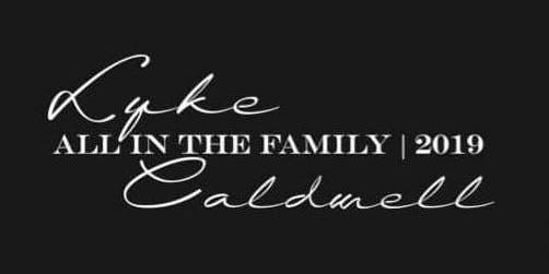 2019 Caldwell Lyke Family Reunion