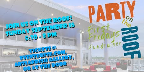 Party on the Roof with North Village Arts District tickets