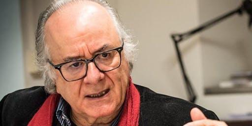 Public Talk by Boaventura de Sousa Santos