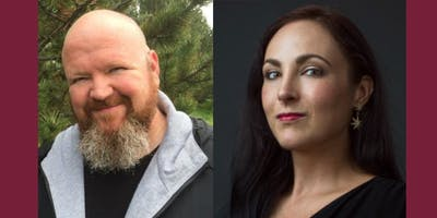 Launch Event for The Princess Beard with Delilah S. Dawson and Kevin Hearne