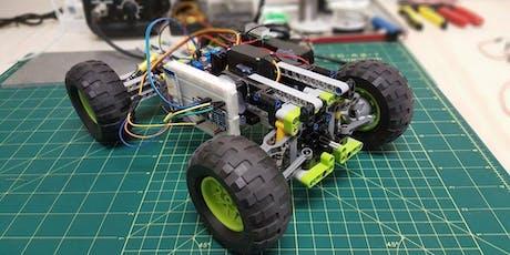 Teen Coding Robotics Workshop tickets