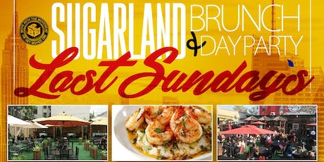 8.25 | Last Sundays @ SUGARLAND Brunch/Day Party | Hosted by MTA Rocky tickets
